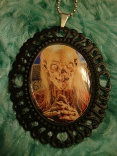 Tales from the Crypt necklace
