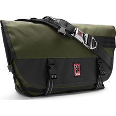 Chrome Citizen Messenger Bag | Ranger/Black