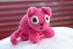 Gumball the Kitten Amigurumi ~ Free Pattern