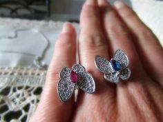 #ring #handmade #gold #diamonds #ruby #luxury #gift