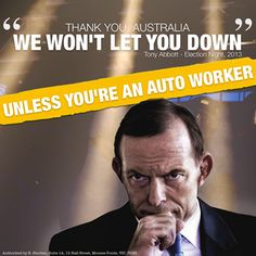 #auspol #australia #tonyabbott
