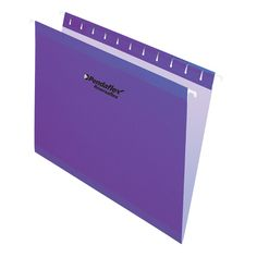 Reinforced Hanging Folders, 1/5 Tab Cut, Letter, 25/BX, Bright Green, $23.17 / each 0.93. Pg 614-A #ESS415215VIO