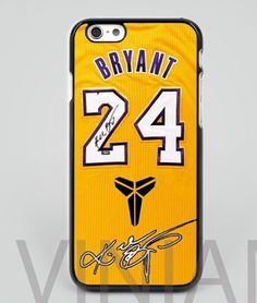 Temporary Price Reduction!!!  Kobe Bryant Mobile Phone Case Cover for iPhone…