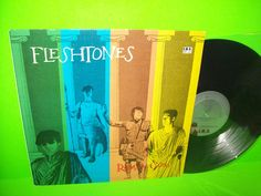 The Fleshtones – Roman Gods 1981 Vintage Vinyl LP Record IRS Shadow Line  #TheFleshtones #AlternativeIndie #NewWave