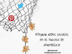 Integrar redes sociales en el aula.-