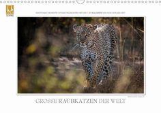 Emotionale Momente: Große Raubkatzen der Welt. - CALVENDO Kalender von Ingo Gerlach -  #calvendo #calvendogold #kalender #fotografie #raubkatzen #tierfotografie