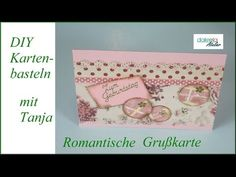 Video-Tutorial: Geburtstagskarte basteln / cardmaking card #15/2014