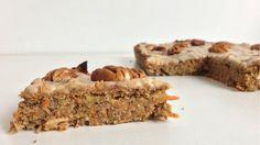 La receta de carrot cake más saludable (sin TACC) | GreenVivant