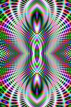 Stare at it .. it's trippy
