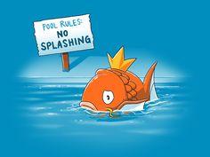 No Splashing | TeeTurtle I NEED THIS