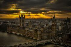 Big Ben, y la Abadía