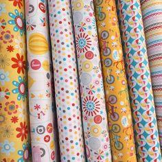 Girl Crazy fabric collection by Design by Dani for Riley Blake Designs #girlcrazy #designbydani #rileyblakedesigns #follyfabrics