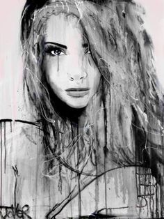 "Saatchi Art Artist Loui Jover; Painting, ""rumour"" #art"