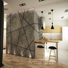 Фотография - Кухня и столовая, стиль: Лофт InMyRoom.ru