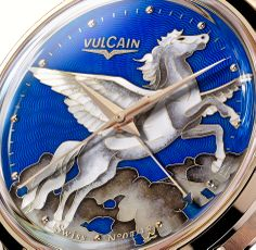 Watches by SJX: Pre-Basel 2014: Introducing the Vulcain Cricket 50...