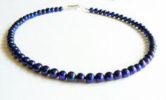 Midnight Freshwater Pearl Bracelet £24.00