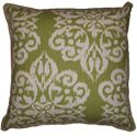lacefield designs' ikat pillow collection