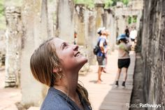 Amazed by the sights, sounds and smells | CAMBODIA | Louis Bryant