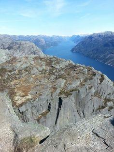 Pulpit rock~Lysefjorden