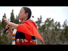 Love this song, brings back memories. <3  Marla Nauni - Comanche Blessing Song