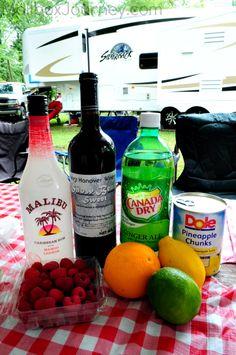Mailbox JourneyRed Wine Sangria » Mailbox Journey