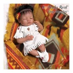 ashton drake native american dolls | 90279302-260x260-0-0_Baby+Doll+Ashton+Drake+Doll+So+Truly+Real+TINY ... Live Baby Dolls, Reborn Baby Dolls, Girl Dolls, Native American Baby, American Baby Doll, Porcelain Dolls Value, Monkey Doll, Indian Baby, Indian Dolls