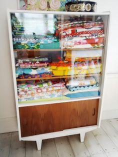 modflowers' fabric cupboard