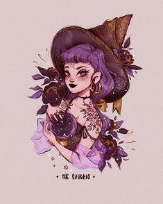 ROY THE ART (@roytheart_) posted on Instagram • Jul 21, 2020 at 3:28pm UTC Character Art, Character Design, Witch Drawing, Witch Art, Cartoon Art Styles, Zodiac Art, Digital Art Girl, Anime Art Girl, Inktober