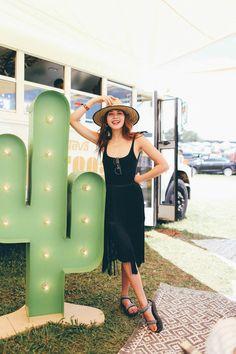 ON TOUR IN THE TEVA OUTPOST BUS | BONNAROO 2017