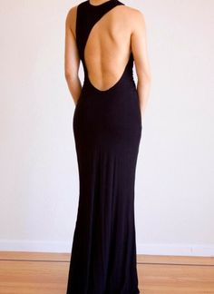 Lauren Backless Dress - More Colors