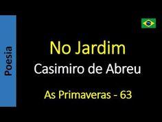 Casimiro de Abreu - 63 - No Jardim. Cena Doméstica