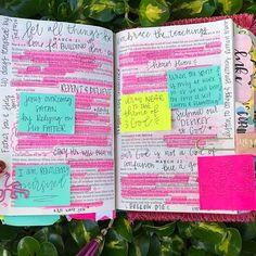 Just incase nobody has told you this lately, or ever: you are forgiven, you are loved and you are wanted Bible Notes, My Bible, Bible Art, Bible Study Journal, Scripture Study, Bible Doodling, Bible Verses Quotes, Scriptures, Christian Life