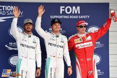 Hamilton   Rosberg   Raikkonen   Japanese GP   Qualifying