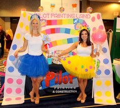 A Sweet Affair! Candyland theme. #Candyland #decor #tradeshowbooth #sweetaffair…
