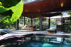 Origami House 02 850x566 Alexis Dornier Designs a Spectacular Private Home in Bali, Indonesia