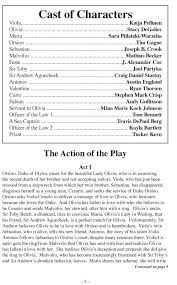 How to Make a Playbill on Microsoft Word | Microsoft word and ...