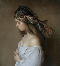 "Painter Serge Marshennikov,  Ufa (Bashkortostan, USSR) was born in 1971. In 1995, Ufa Art College and later the Academy of Fine Arts of St. Petersburg finished. his first solo exhibition, in 1995, was in his homeland UFA gallery ""Sangat"". His paintings are found in several important private collections in Grace Museum (Abilene), Modern Art Museum (El Paso), Russia, England, Denmark, France and Japan. (871×960)"