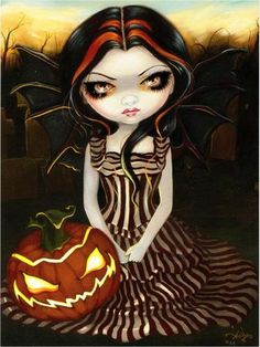 Halloween Twilight by Jasmine Becket-Griffith