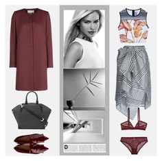 """""""Untitled #848"""" by drn57 ❤ liked on Polyvore featuring moda, Geoffrey Agrons, Clover Canyon, Christian Wijnants, 8, Alexander Wang y Scotch & Soda"""