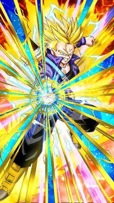 [A Meaningful Strike] Super Saiyan 2 Teen Trunks/Dragon Ball Z: Dokkan Battle