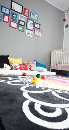 Grau: Außenwand & Wand zum WZ? Childs Bedroom, Jeddah, Super, Playroom, Baby, New Homes, Kids Rugs, Children, Home Decor
