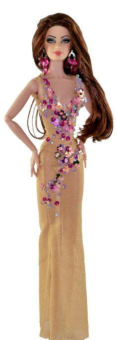 barbie doll gowns MDU Denmark  12 13 5