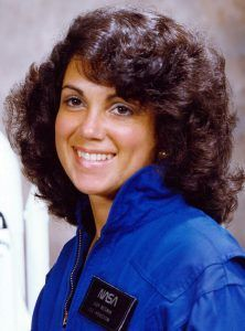 Judith Resnick was an American engineer and a NASA astronaut who died in the destruction of the Space Shuttle Challenger during the launch of its mission. Resnik was the second American woman and the second Jewish person in space, logging 145 hours in orbit.