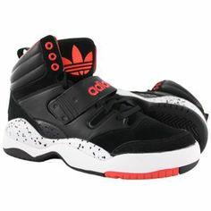the latest b2064 8ee81 Adidas - Hackmore Shoes Noir Noir Blanc Le Club, Streetwear, Lockers,