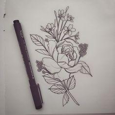 One for this week hopefully xx #ntgallery #neotradsub #neotradtattoo #neotrad #tattoo #tattoodesign #tattoocollection #tattoolife #tattooartistsmagazine #linedrawing #neotraditional #neotradsub #oldlines #ntgallery #uktta #uktattoo #tattooworkers #bestofbritishtattoo #manchestertattoo #floraltattoo #botanicalillustration #botanicaltattoo #botanical #rosetattoo