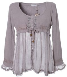 Wear a lace cardigan today! See how a lace cardigan can give your added appeal right here. Diy Clothing, Sewing Clothes, Diy Fashion, Womens Fashion, Altered Couture, Altering Clothes, Cool Outfits, My Style, Sweaters