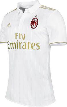 Milan Away Kit 2016-17