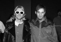 Layne Staley And Kurt Cobain