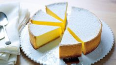 Lemon Tart ~ via SBS Food