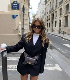 Mode Outfits, Trendy Outfits, Fall Outfits, Fashion Outfits, Womens Fashion, Fashion Trends, Workwear Fashion, Fashion Blogs, Blazer Outfits
